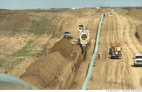 The pipeline's supporters say if Keystone doesn't get built oil that was supposed to go through it will go to China instead. They are only half right.