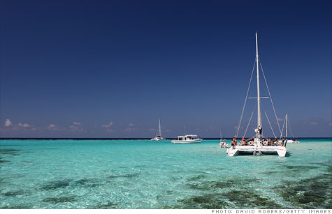 Cayman Islands Uber
