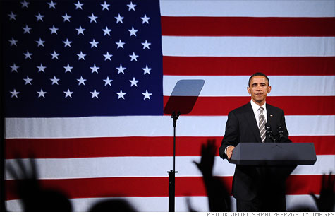 Did President Obama increase the size of the federal government?