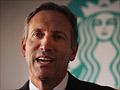 Starbucks CEO Schultz made $65 million