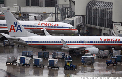 American Airlines' bankruptcy could make it an attractive takeover target.