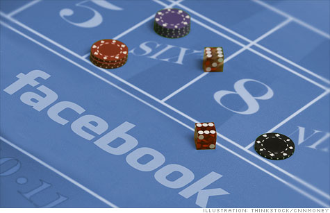 facebook betting