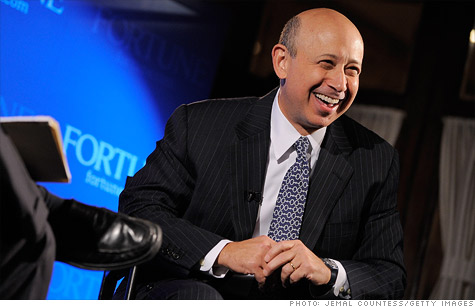 Goldman Sachs CEO Lloyd Blankfein cuts 30-second spot for group pushing same-sex marriage, arguing 'equality is just good business.'
