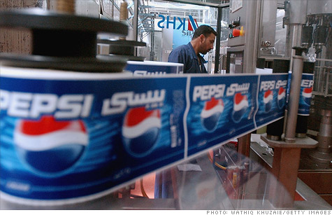 PepsiCo plans to cut about 8,700 jobs.