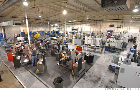Desperately Seeking Americans For Manufacturing Jobs Feb