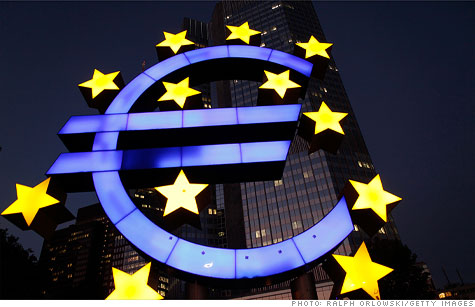 U.S. money market funds have cut their holdings of eurozone bank debt by one-third since May 2011.