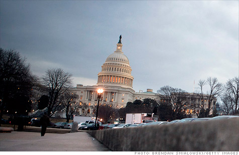 Has Congress made the recession worse?
