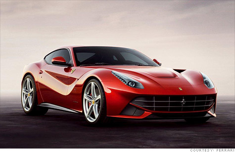 The F12berlinetta will have a new V12 engine that will help make it the fastest street car Ferrari has ever produced.