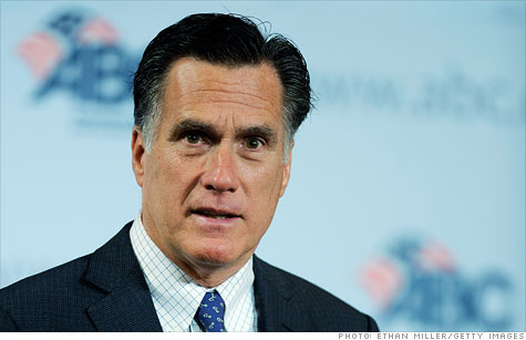New Romney tax cuts would cost $3.4 trillion