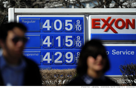 Gas prices continue to climb, topping $4 in some U.S. cities.