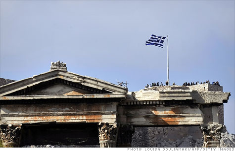 Greece has narrowly avoided more bad news after the industry group responsible for deciding when CDS's are triggered said a