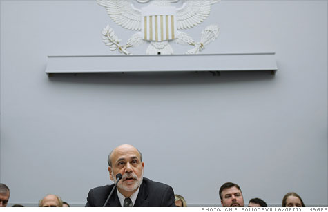 Federal Reserve Chairman Ben Bernanke gives his semi-annual report on the economy before Congress this week.