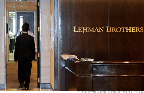 Lehman Brothers Office