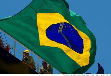 Brazil's economy now bigger than UK's