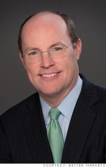 Better Markets President Dennis Kelleher