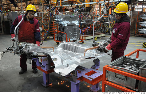 China manufacturing continues to slow down, says HSBC.