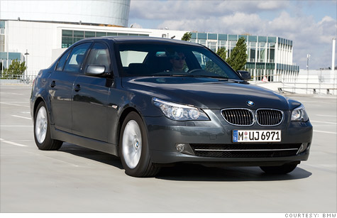 BMW is recalling 5-series and 6-series cars because battery covers may have been installed incorrectly.