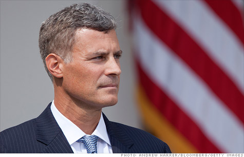Alan Krueger, chair of President Obama's Council of Economic Advisers, said the recent improvement in the job market are not an anomaly.