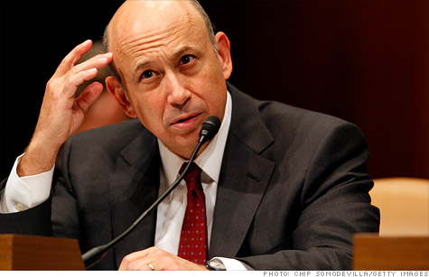 Goldman Sachs might have been forced to split the CEO and chairman posts, now both held by Lloyd Blankfein, if shareholders had approved a pension fund proposal.