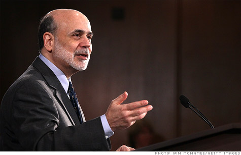 Fed Chairman Ben Bernanke wraps up his four-part lecture series with a rather sober view of the American economy.