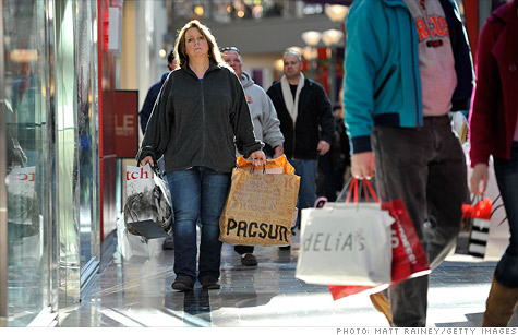 Consumer confidence is helping to drive the U.S. economy, which is expected to outperform Europe and the G-7 in the first half, according to a forecast from the OECD.