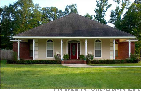 This home outside Mobile, Ala., sold for $180,000 but the appraisal was low at just $170,000.
