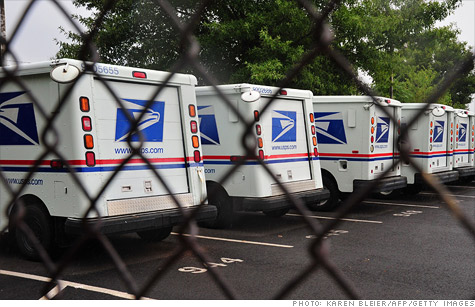 The Postal Service retracted and redid a survey that showed postal closings and cutbacks would result in $5.2 billion in lost business.