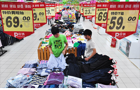 Chinese consumers pay the price for prosperity, facing inflation across a wide spectrum of goods.