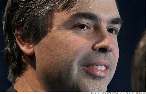 Google CEO Larry Page will gain greater influence over the company thanks to an unusual stock-split maneuver.