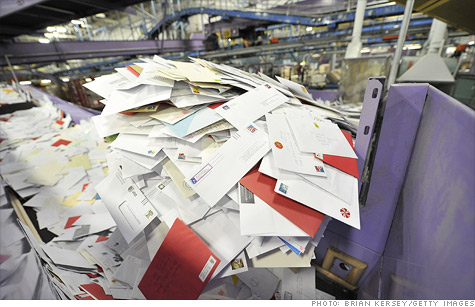 Congress is set to consider bills to reform Postal Service, which has been mired in debt and threatens to close postal offices and plants.