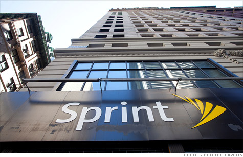 Sprints Nextel Woes Outweigh Iphone Gains Apr 25 2012
