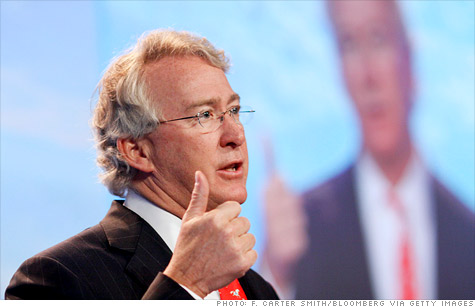 Chesapeake Energy and its embattled CEO Aubrey McClendon are facing an investigation by the Securities and Exchange Commission. Click the photo to check Chesapeak's stock.