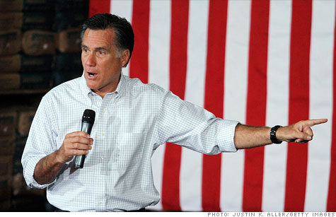 Does bailout-critic Romney deserve credit for auto rebound?