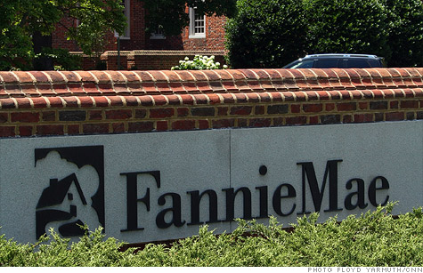 Fannie Mae did not need additional bailout funds in the first quarter.