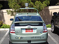 Google's self-driving car tackles D.C. traffic