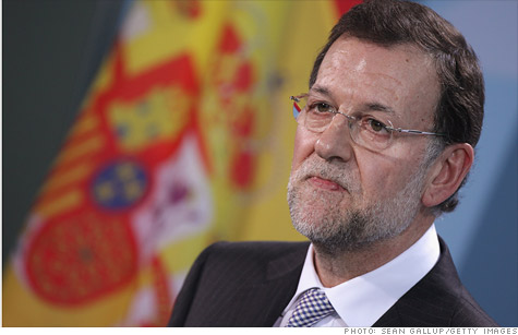 The government of Spanish Prime Minister Mariano Rajoy is expected to announce new steps to stabilize the nation?s banking sector Friday.