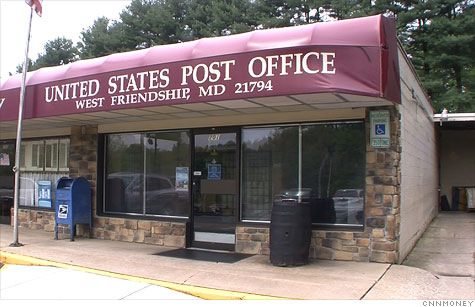 Maryland towns welcome Postal Service reprieve