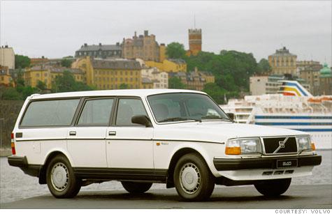 The Volvo 240