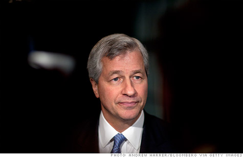 Fitch downgrades JPMorgan Chase