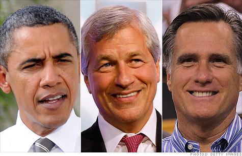 Does Mitt Romney have a JPMorgan problem?