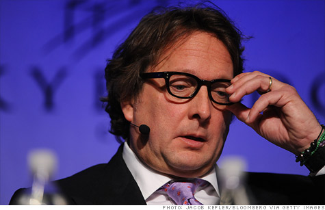 Harbinger Capital founder Philip Falcone will let LightSquared go into bankruptcy.
