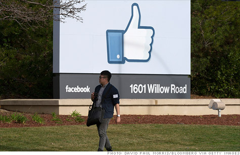 California is counting on a $2 billion tax windfall from Facebook's IPO.