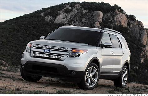 Suvs Take A Chunk Of New Vehicle Sales May 16 2012