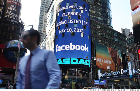 Facebook may only be making its public debut Friday but nearly 70 mutual funds have already snapped up pre-IPO shares on private markets.