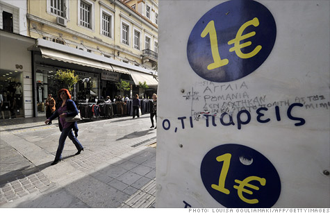 It's becoming increasingly likely Greece will be forced to drop the euro.