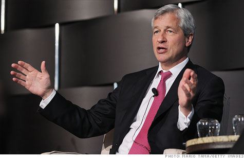 While serving as the head of JPMorgan Chase, Jamie Dimon has also sat on the New York Fed's board of directors. Seem shady? Blame Congress.