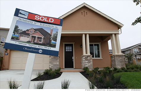 Sales of new homes climb in latest week