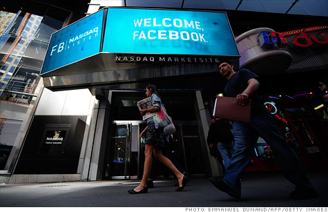 Silicon Valley's view of Facebook's IPO is much more upbeat than Wall Street's.