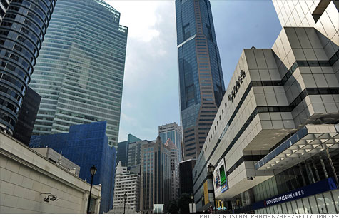 Singapore's more investor friendly rules may allow it and other Asian cities to keep attracting capital from developed markets in the West.