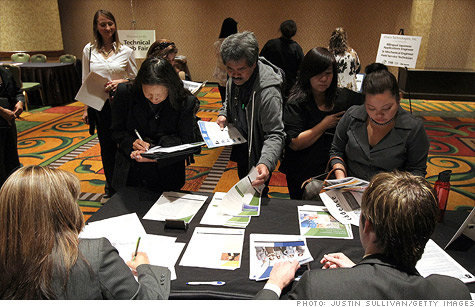 The economy likely didn't spur the creation of many jobs in May.